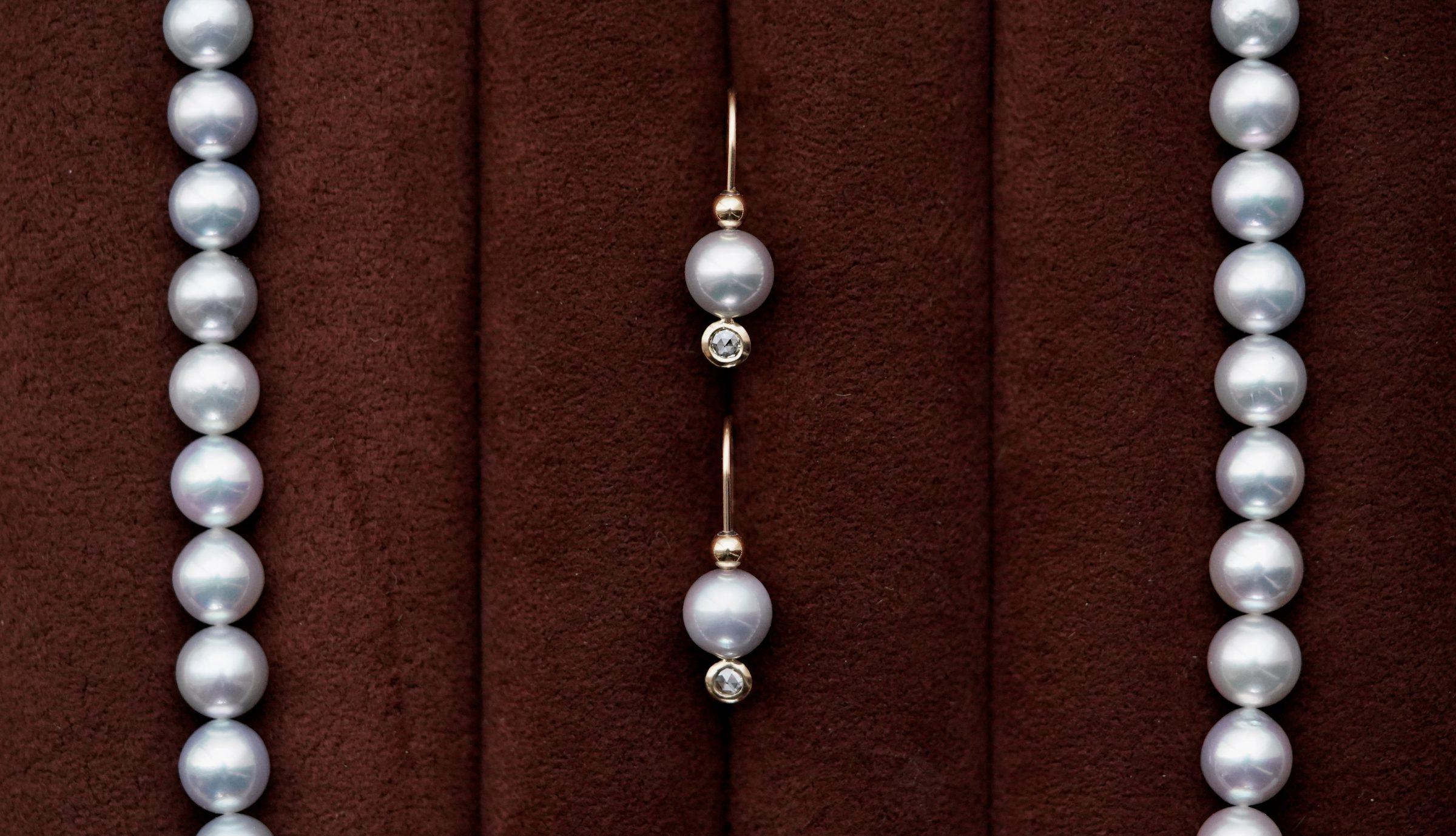 壱岐真珠。